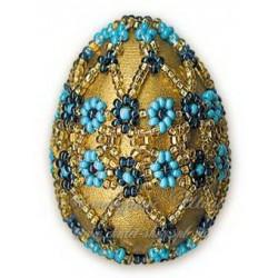Яйцо пасхальное 3, н.для бисероплет.Риолис