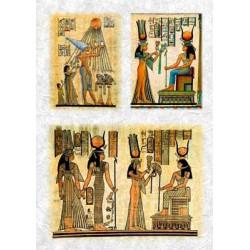 Египетские боги, бумага рисовая для декупажа, 32х45 см. Love2Art