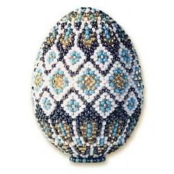 Яйцо пасхальное 1, н.для бисероплетения Риолис