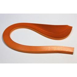 Оранжевый, цвет №6, бумага для квиллинга 3мм, 100 полос, Mr.Painter