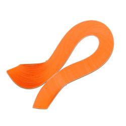 Апельсиновый, цвет №9, бумага для квиллинга 3мм, 100 полос, Mr.Painter