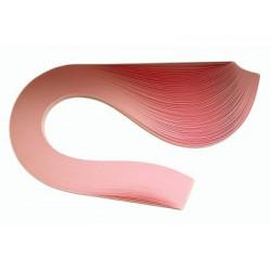 Розовый, цвет №10, бумага для квиллинга 3мм, 100 полос, Mr.Painter