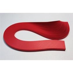 Красный, цвет №15, бумага для квиллинга 3мм, 100 полос, Mr.Painter