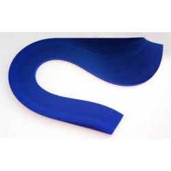 Синий, цвет №23, бумага для квиллинга 3мм, 100 полос, Mr.Painter