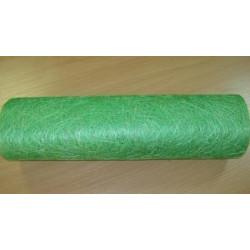Зеленый, сизаль полотно 1х0,5м