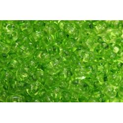 "B5021, св.зеленый, бисер Чехия ""GAMMA"" TWIN 3 10/0 5 гр"