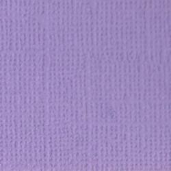 Душистая сирень (св.сиреневый), бумага для скрапбукинга(кардсток) 216г/м2, 30.5x30.5 см, Mr. Painter