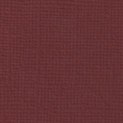 Бургундское вино (бордовый), бумага для скрапбукинга(кардсток) 216г/м2, 30.5x30.5 см, Mr. Painter