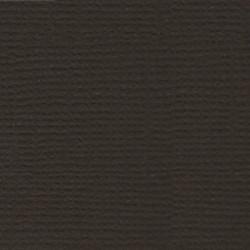 Горький шоколад (т.коричневый), бумага для скрапбукинга(кардсток) 216г/м2, 30.5x30.5 см, Mr. Painter
