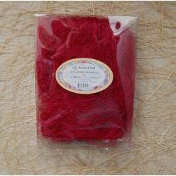 Бордовый, сизалевое волокно 20гр. Blumentag