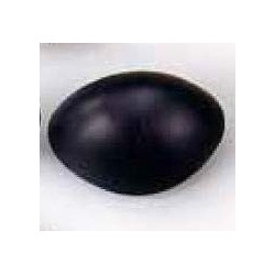 Носики с фиксатором, Цвет черный, 35 мм, 1 шт, Состав: пластик.