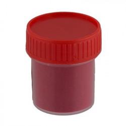 Красный, пыльца бархатная 5г. Fiorico
