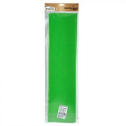 Салатовый, пластичная замша 0.5мм, 50х50 см, Mr. Painter