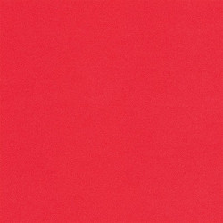 Красный, пластичная замша 2мм, 50х50 см, Mr. Painter