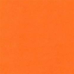 Оранжевый, пластичная замша 2мм, 50х50 см, Mr. Painter