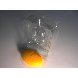 """3D Сияние, стор. """"А"""" Пластиковая форма для мыла"""
