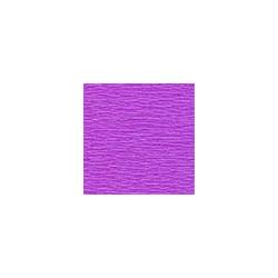 Фиолетовый, бумага крепированная. 50*200см. Blumentag