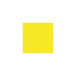 Желтый, бумага крепированная. 50*200см. Blumentag