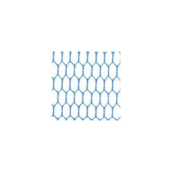 Синий, фатин 26±2 г/кв.м, 50х50см, 100% полиэстер