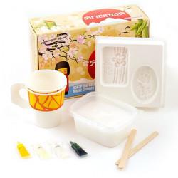 Япония, набор для изготовления мыла