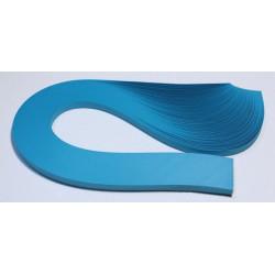 Голубой, цвет №21, бумага для квиллинга 3мм, 100 полос, Mr.Painter