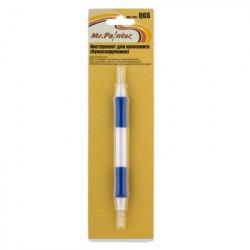 Инструмент для квиллинга(бумагокручения) прорезь/дотс Mr. Painter