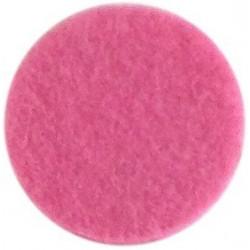 Фетр листовой  Астра, 1,0мм, 180 гр, 20х30см,  (YF 614 розовый)