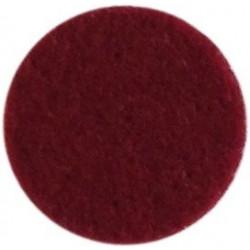 Фетр листовой  Астра, 1,0мм, 180 гр, 20х30см,  (YF 617 бордо)