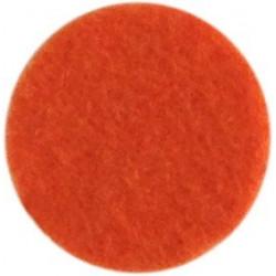 Фетр листовой  Астра, 1,0мм, 180 гр, 20х30см, (YF 627 оранжевый)
