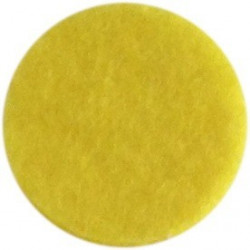 Фетр листовой  Астра, 1,0мм, 180 гр, 20х30см, (YF 643 лимонный)