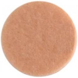 Фетр листовой  Астра, 1,0мм, 180 гр, 20х30см, (YF 652 персиковый)