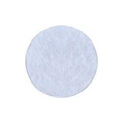 Фетр листовой  Астра, 1,0мм, 180 гр, 20х30см,  (YF 660 белый)