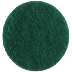 Фетр листовой  Астра, 1,0мм, 180 гр, 20х30см, (YF 664 зеленый)