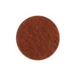 Фетр листовой  Астра, 1,0мм, 180 гр, 20х30см, (YF 669 терракот)