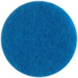 Фетр листовой  Астра, 1,0мм, 180 гр, 20х30см, (YF 683 голубой)