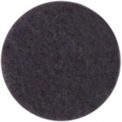 Фетр листовой  Астра, 1,0мм, 180 гр, 20х30см, (YF 699 т.серый)