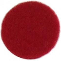 Фетр листовой  Астра, 1,0мм, 180 гр, 20х30см,  (YF 602 красный)