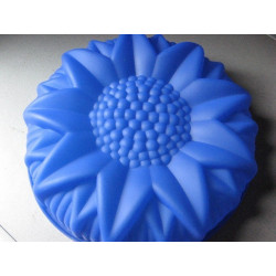 Подсолнух. силиконовая форма для мыла