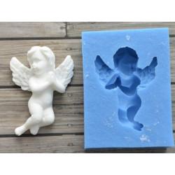 Молящийся ангел, молд силиконовый универсальный. АП