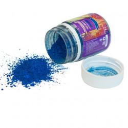 Синий перламутр, краситель пигмент сухой. 5 гр