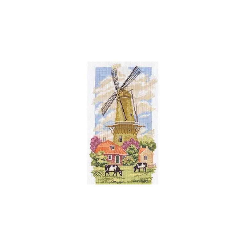 Вышивка голландская провинция 31