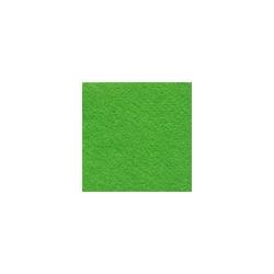 Св.зеленый, фетр корейский декоративный Premium 100% полиэcтер, толщина 0,5мм, 38х47см