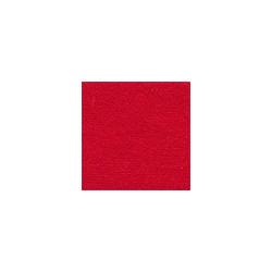 Красный, фетр корейский декоративный Premium 100% полиэcтер, толщина 0,5мм, 38х47см