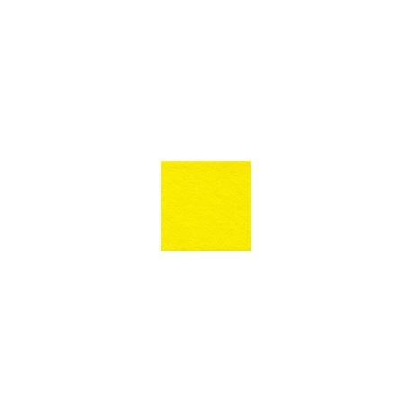 Желтый, фетр корейский декоративный Premium 100% полиэcтер, толщина 0,5мм, 38х47см