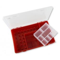 Коробка для хранения фурнитуры со вкладышем 280 х185 х70 мм