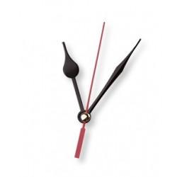 Черный/красный 50/65/65 мм стрелки для часового механизма