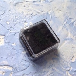 Черный, штемпельная подушка 34х34х20мм Mr.Painter