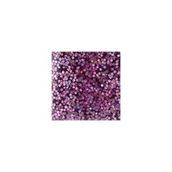 Розовый (голографик), декоративные блестки 0,2мм, 20гр.
