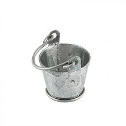 Ведерко, заготовка для декорирования металл 2см. Blumentag