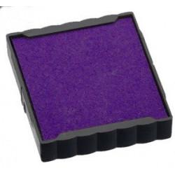 Фиолетовый, штемпельная подушка 34х34х20мм Mr.Painter